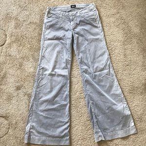 Wide-Leg Hudson Pants